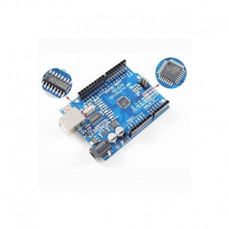 شیلد آردوینو Uno SMD با پردازنده ATmega328