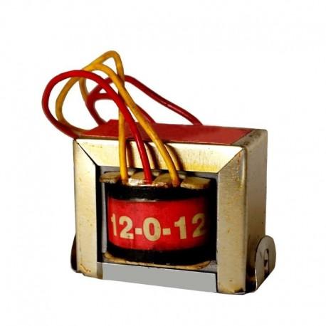 ترانسفورماتور دوبل 24 ولت 6 آمپر سایز 120/48