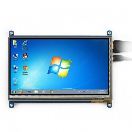 نمایشگر رنگی 7 اینچی با ورودی HDMI