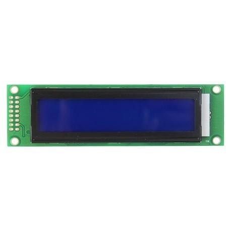 LCD کاراکتری 2*20 بک لایت ابی