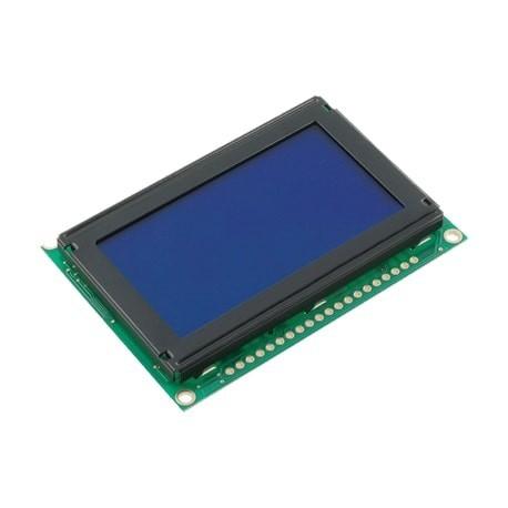 LCD کاراکتری 4*16بک لایت ابی
