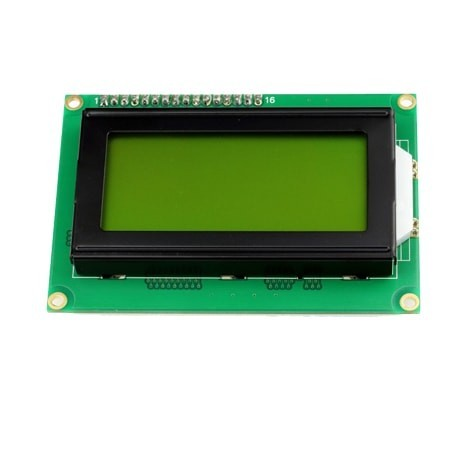 LCD کاراکتری 4*16 بک لایت سبز