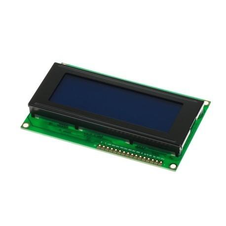 LCD کاراکتری 4*20 بک لایت ابی