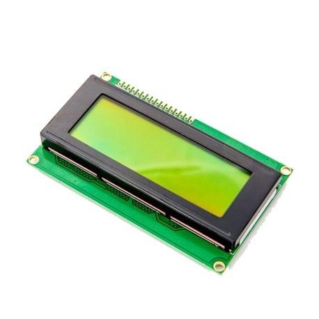 LCD کاراکتری 4*20 بک لایت سبز