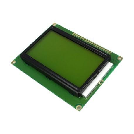 LCD گرافیکی 240*128 بک لایت سبز TS240128D-1 (اصلی)