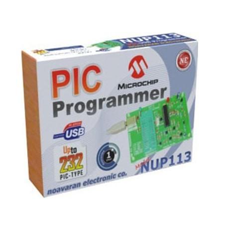 پروگرامر USB PICKIT2) PIC) مدل NUP113