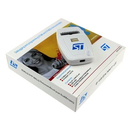 پروگرامر استيلينک جعبه سفيد PROGRAMMER ST-LINK V2 ST
