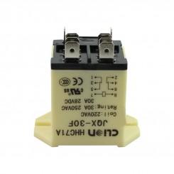 رله قدرت HHC71A/JQX-30F- 2C- 30A-220VAC