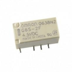 رله G6S-2-4.5VDC