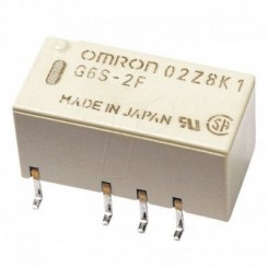G6S-2F-5VDC-2C-2A-SMD