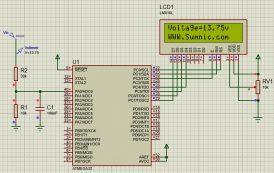 ساخت ولتمتر دیجیتال با میکروکنترلر AVR
